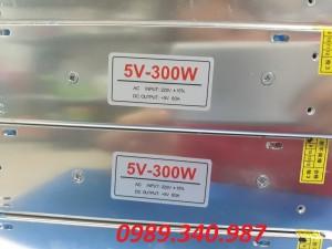 Nguồn 5V – 60A