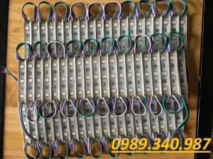 LED HẮT 3 BÓNG 7 MÀU (RGB)