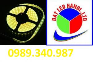 LED CUỘN 5050 MÀU VÀNG