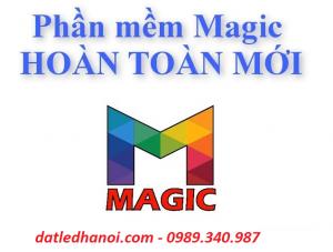 PHẦN MỀM MAGIC V5